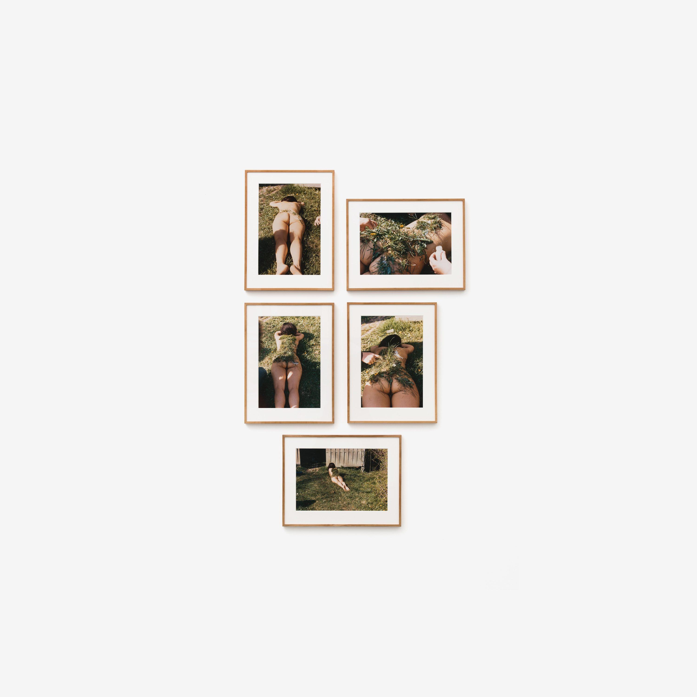 Ana Mendieta – Alison Jacques  Ana Mendieta Chicken Piece